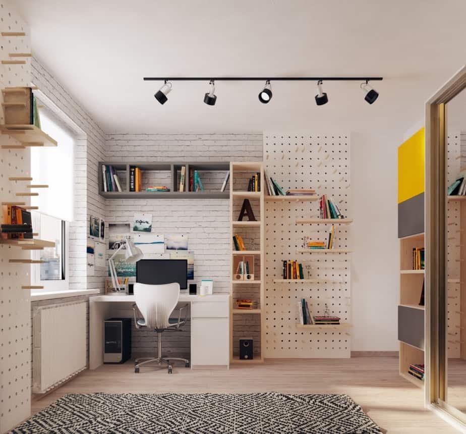 Creative Study Room