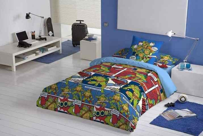 Delightful Ninja Turtles Bedroom