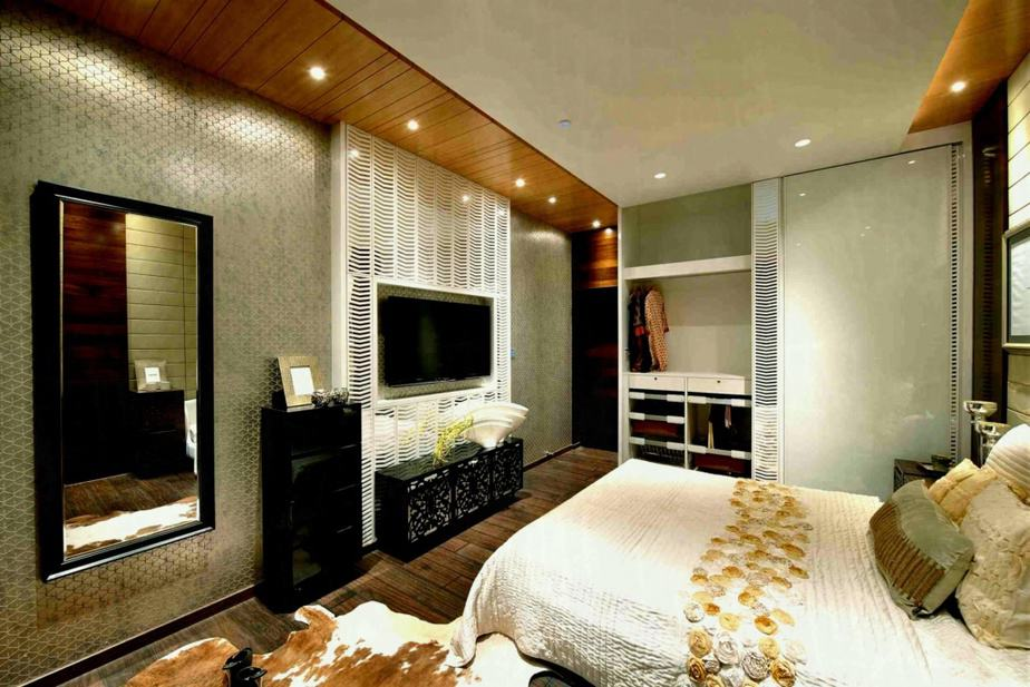 Impressive Bedroom TV