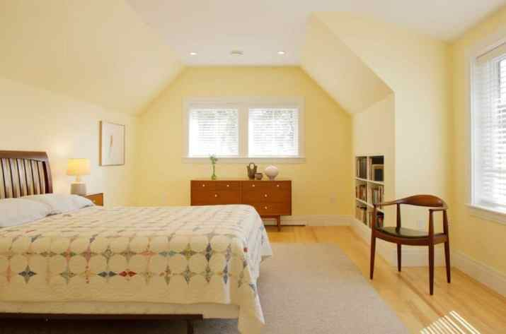 Warm Young Adult Bedroom
