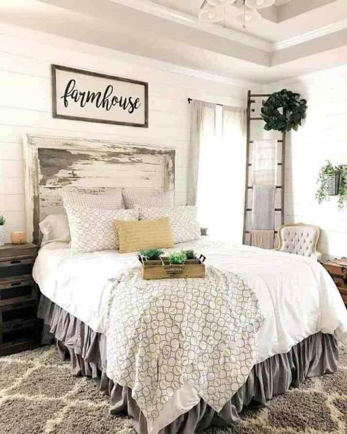 Calm Woman Bedroom