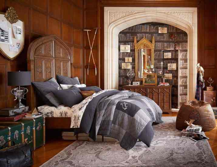Magical Harry Potter Bedroom