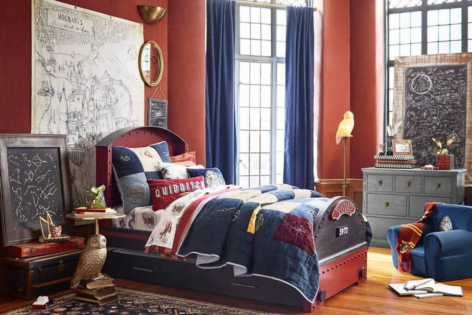 Inspiring Superhero Bedroom
