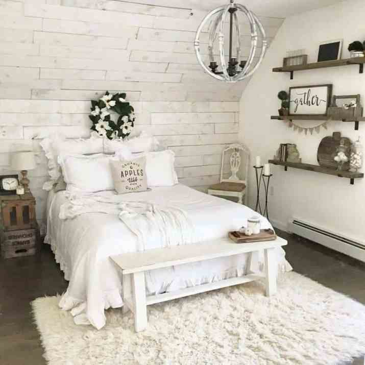 Adorable Country Bedroom