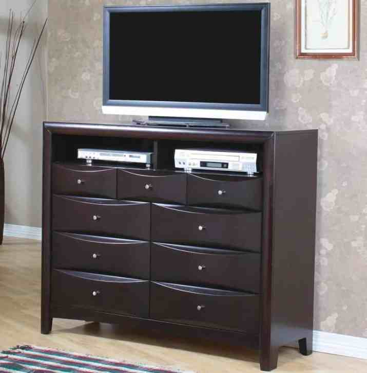 Smart Bedroom TV Stand