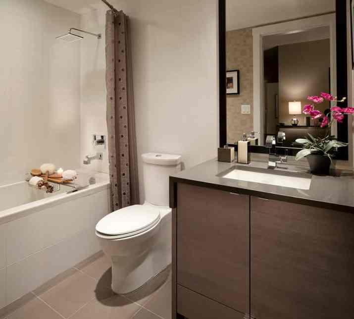 Curtain for the Bathroom Tub