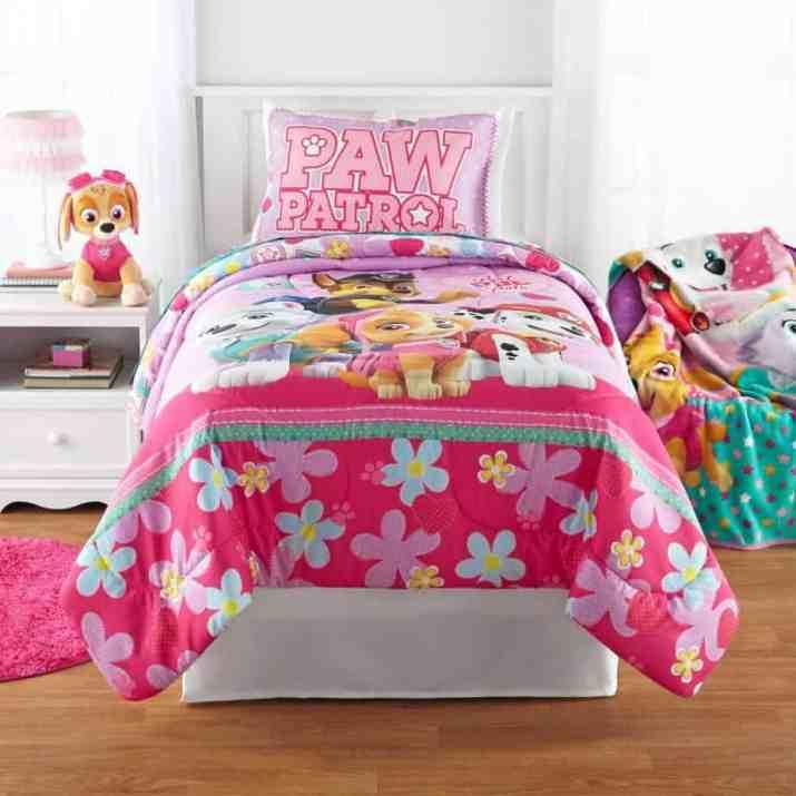 Cute Paw Patrol Bedroom