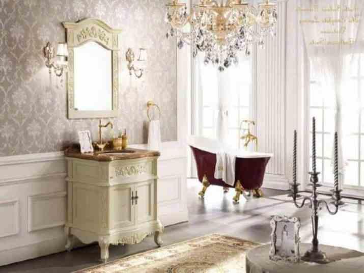 Unbelievable Bathroom Chandelier