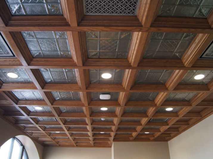 unique Basement Ceiling Ideas with Access