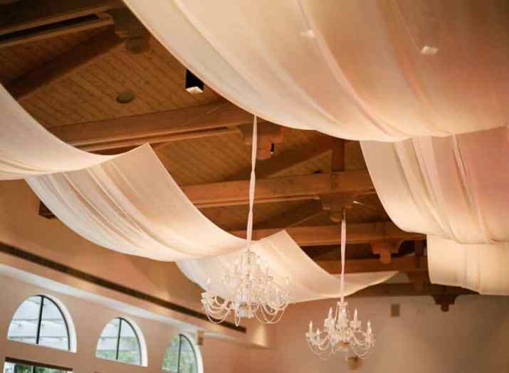 amazing Basement Ceiling Ideas Fabric