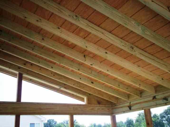 natural Barn Wood Ceiling Ideas