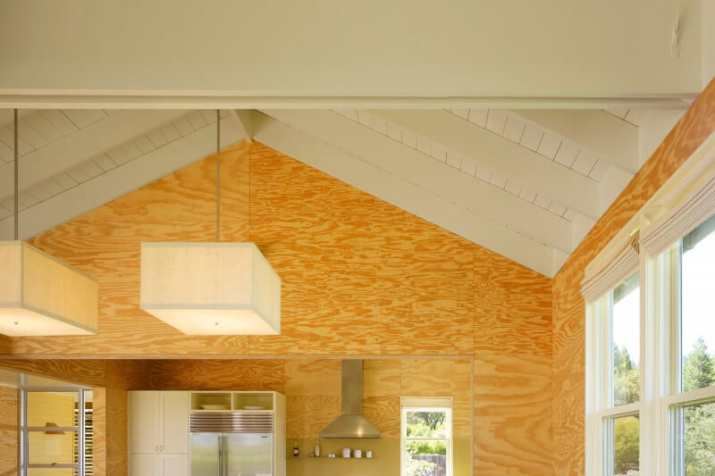 yellow Small Vaulted Ceiling Ideas