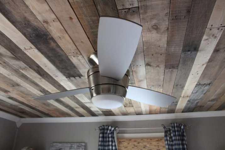 beautiful Barn Wood Ceiling Ideas