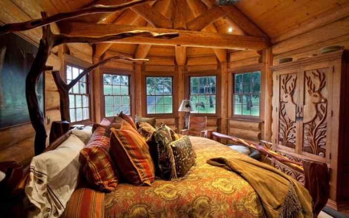creative Rustic Wood Ceiling Paint Ideas