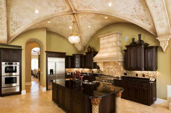 incredible Vaulted Ceiling Kitchen Cabinet Ideas for smaller kitchen