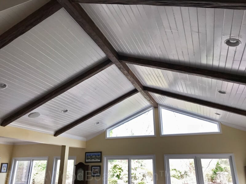 Vaulted Ceiling Ideas for All Rooms At Home