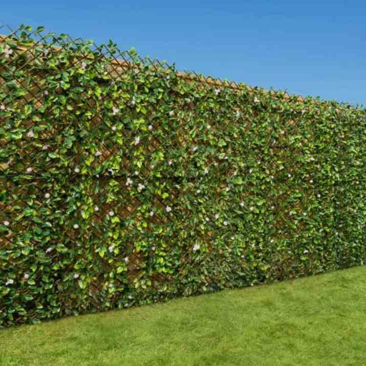 Artificial Hedge Privacy Screen