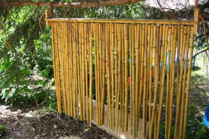 Portable Hanging Bamboo
