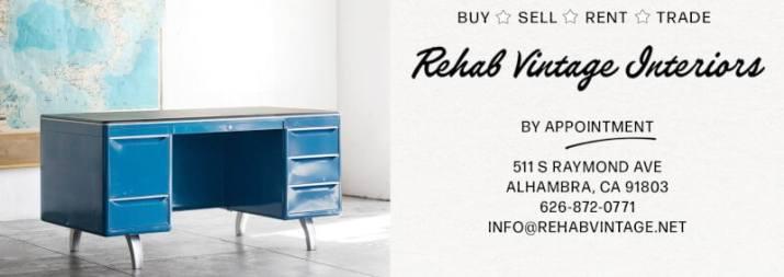 Rehab Vintage Interiors