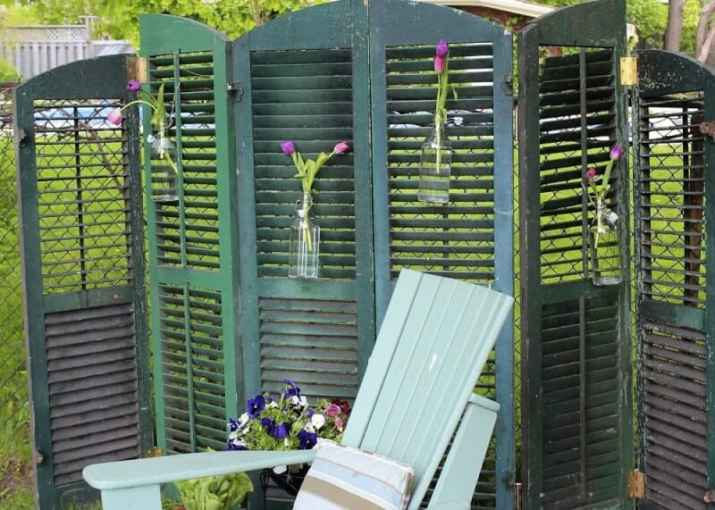 Used Shutters and Doors