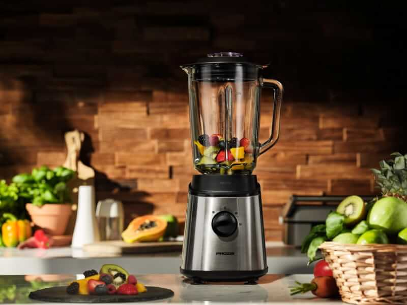 4 Types of Blenders for Different Usage