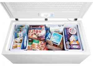Basic Types of Freezers with Their Different Purpose