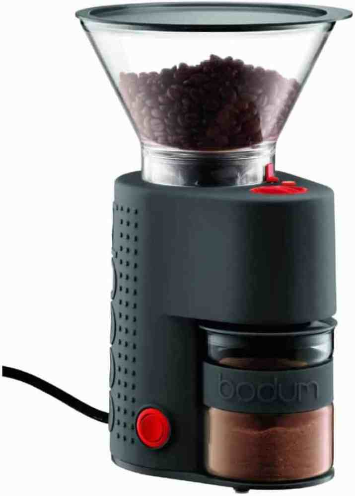 Electric Conical Burr Coffee Grinders
