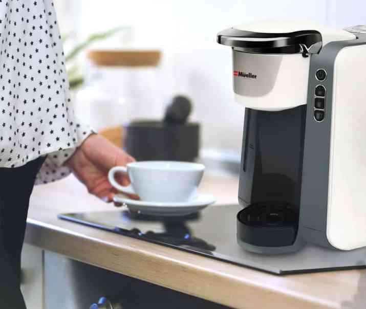 Mueller Austria coffee machine
