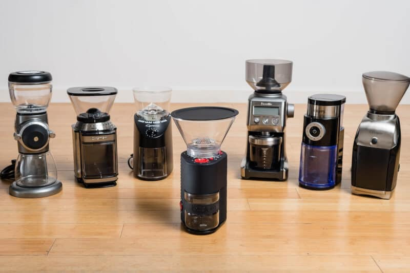 Types of Coffee Grinders Which One is Best for You