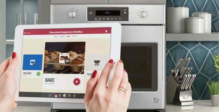 Wi-Fi Technology Ovens