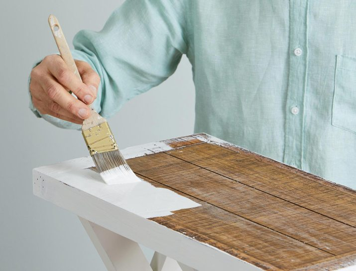 The right primer for your painted wood
