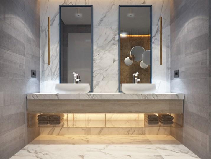 Grey Bathroom Ideas with Sophisticated Designs 7