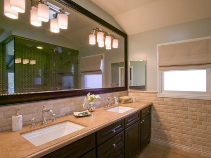 15 Bathroom Countertop Ideas 2020 (and Their Plus Points) 6