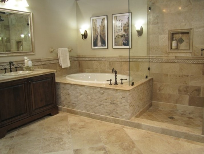 15 Bathroom Tile Ideas 2020 (Take a Look at These) 14