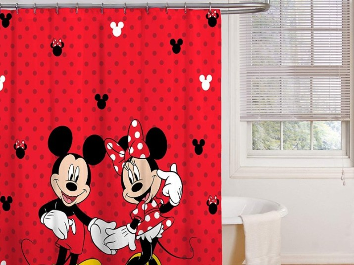 Bathroom Curtain Ideas to Live up Your Private Room 9