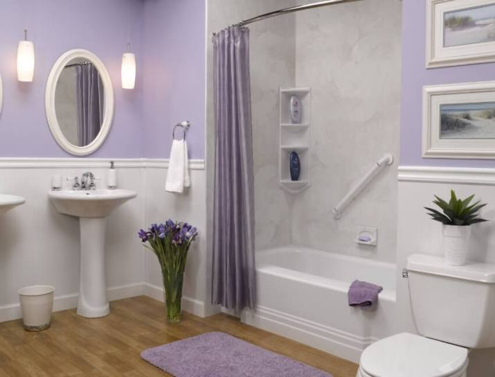 15 Bathroom Paint Color Ideas 2020 (Make Yours More Appealing) 7