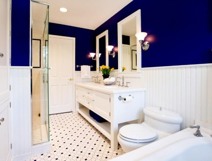 15 Bathroom Paint Color Ideas 2020 (Make Yours More Appealing) 15