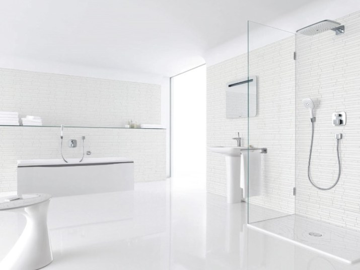 15 White Bathroom Ideas 2020 (Simple yet Elegant) 1