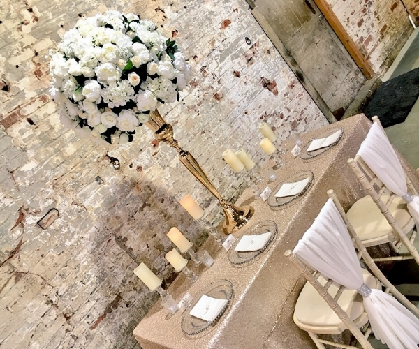wedding florist belper derbyshire