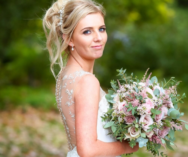 wedding florist derby, belper, ashbourne