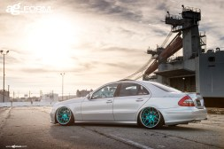 f410-mirror-turquoise-mercedes-e350-siderear