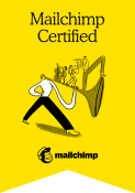 MailChimp Certification Avant Group