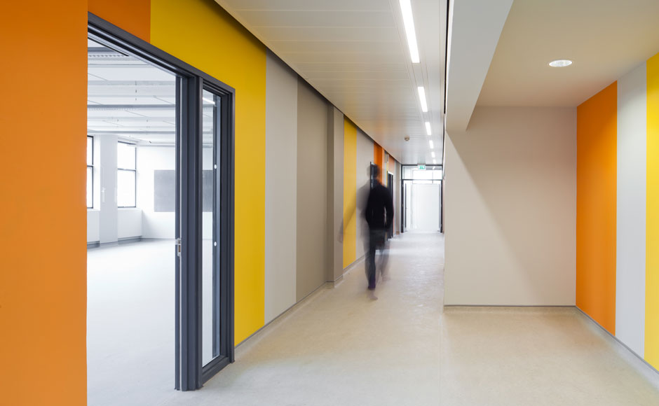 Haggerston School Avanti Architects