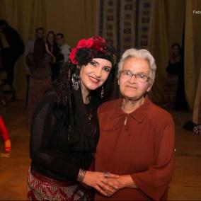 Luciane e mãe