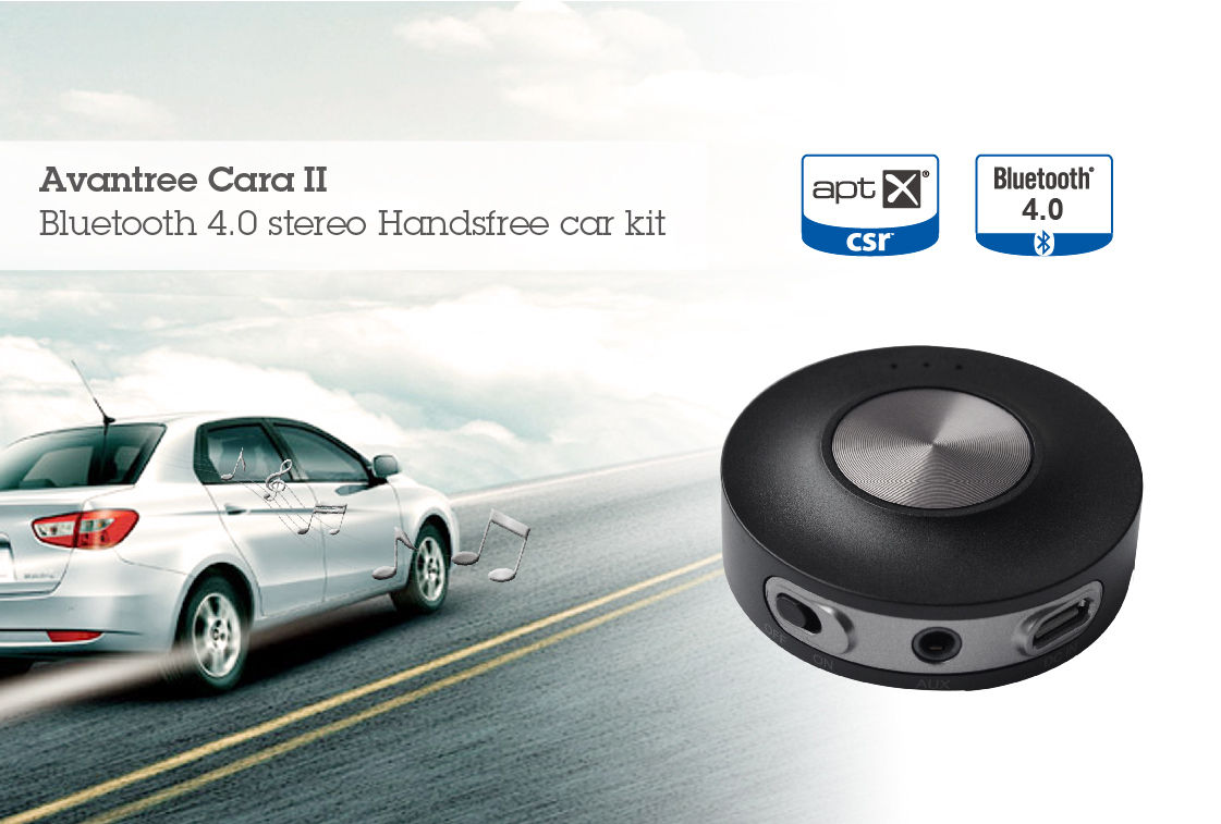 car kit handsfree bluetooth Avantree Cara 2
