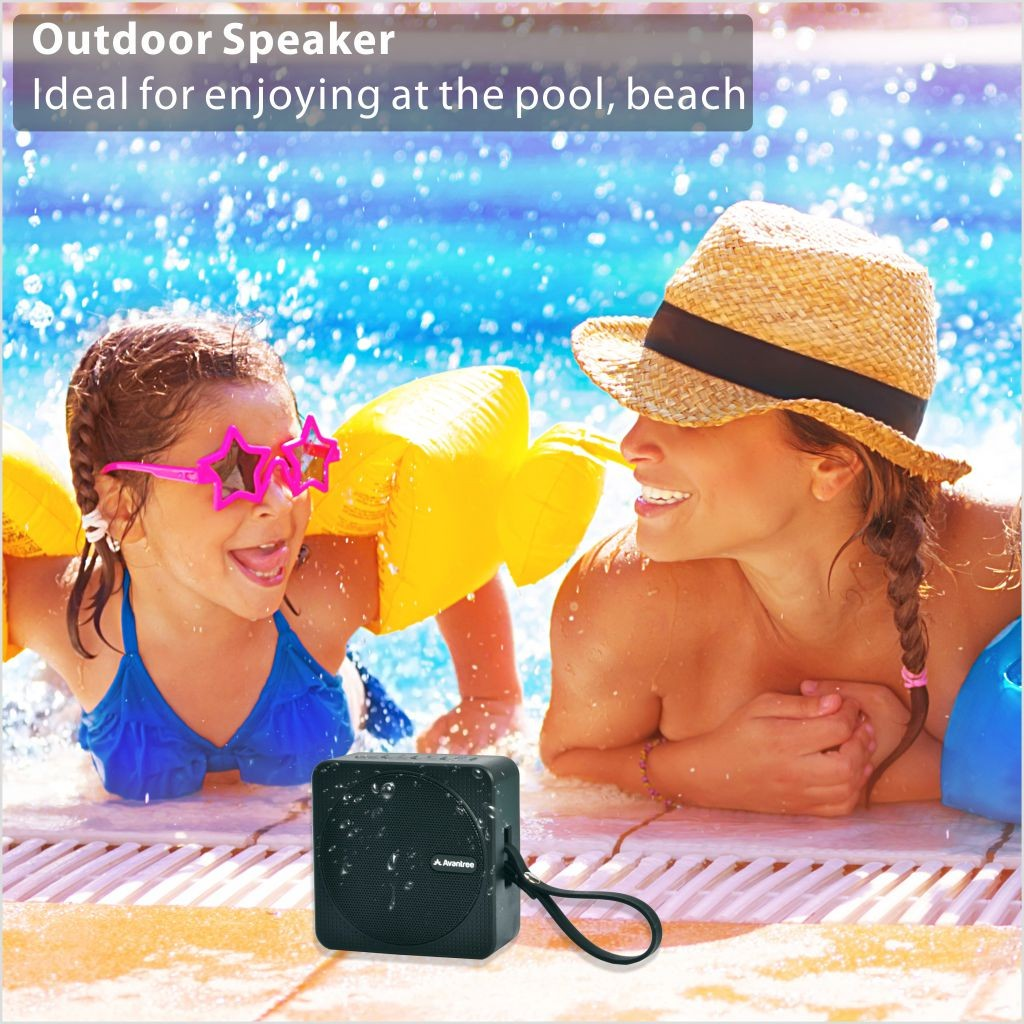 boxa bluetooth waterproof avantree sp950 piscina