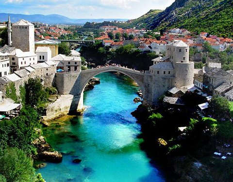 Croacia y Bosnia-Herzegovina