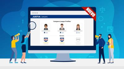 Nuevas Funciones Para Que Clientes Potenciales Te Encuentren: Anunciando Tres Funciones Nuevas en el Directorio de Abogados de Justia