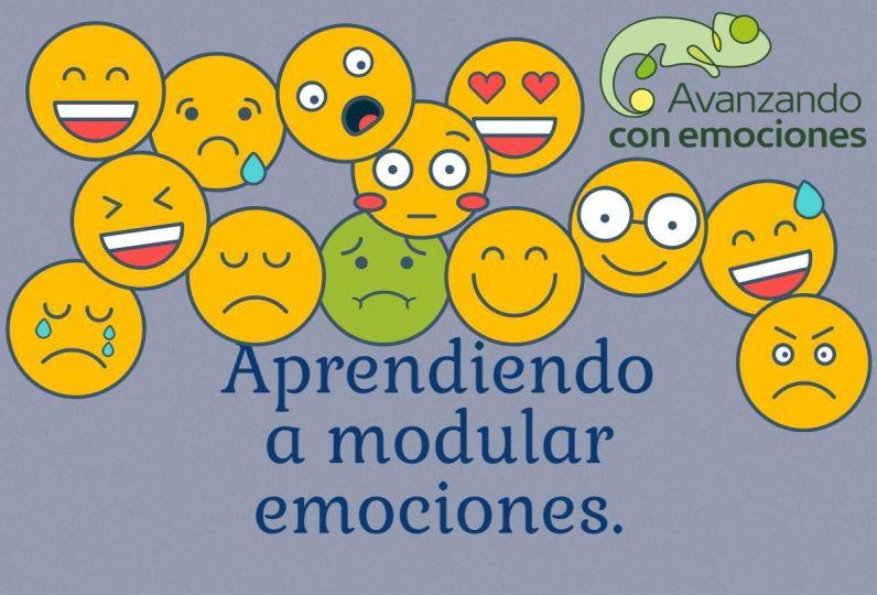 Aprendiendo a modular emociones.
