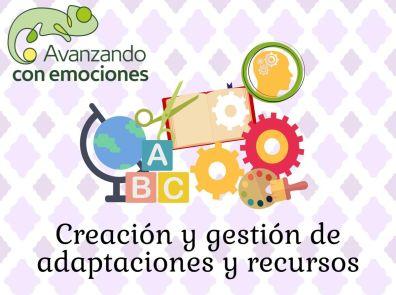 Image of Creación y gestión de adaptaciones y recursos
